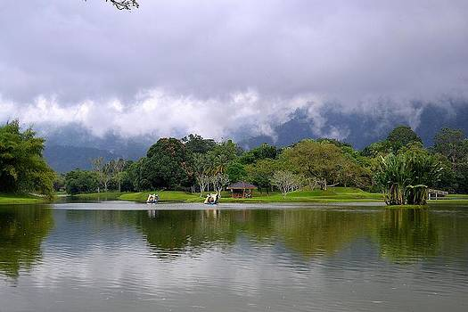 Taiping Lake Garden by Ku Azhar Ku Saud