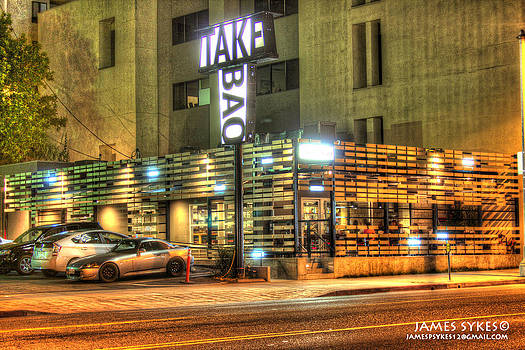 Take A Bao by James Sykes