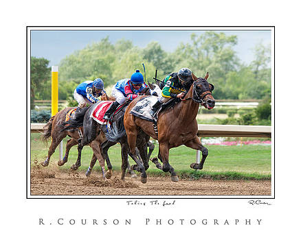 Taking The Lead by Ryan Courson
