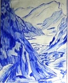 Talking hills by Essie Sarange