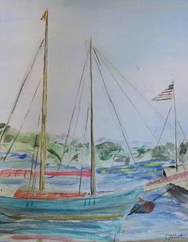 Tall Ships by Carolyn Speer