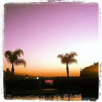 Taluca Lake Sunset! by Adam McCall