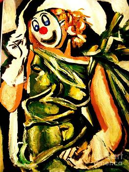 Tamara's Mask by Timothy Fleming