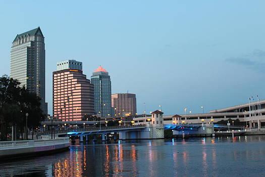 Dorothy Riley - Tampa Bridges