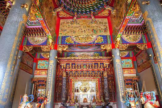 Taoist Temple 6 by Tad Kanazaki