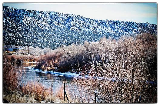 Taos Creek by Lisa  Spencer