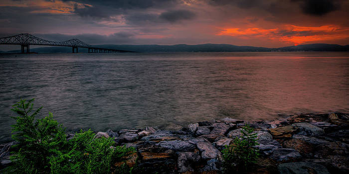 Dave Hahn - Tappan Zee Sunset