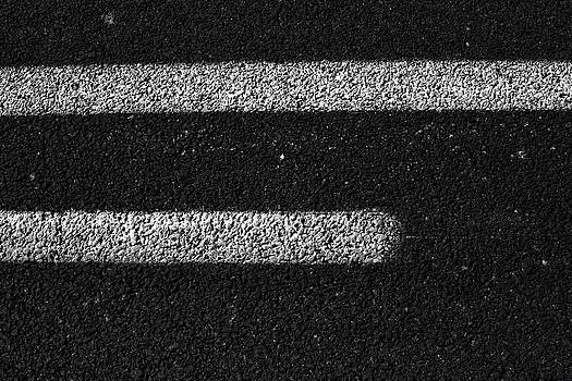 Tarmac lines by Atom Crawford