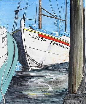 G Linsenmayer - TARPON SPRINGS