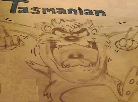 Tasmanian by Paul Rapa