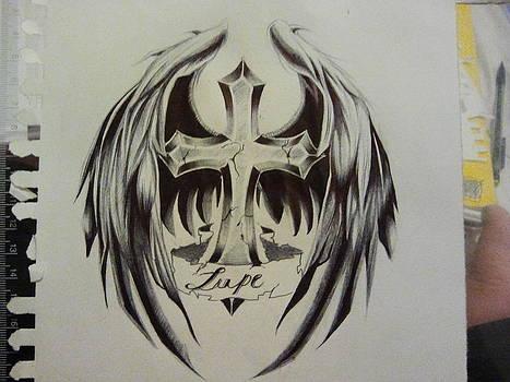 Tattoo by Maritza Montnegro