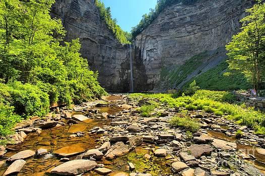 Adam Jewell - Taughannock Falls Canyon