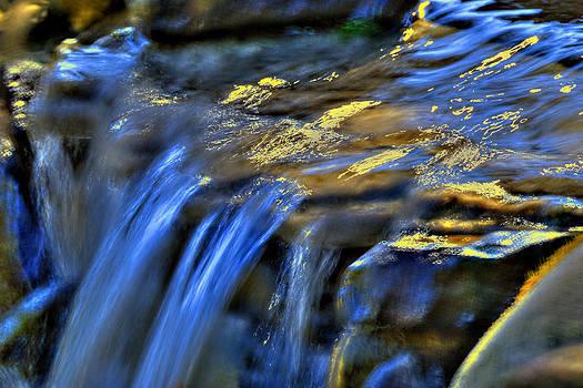 Taylor Waterfall by David Clark