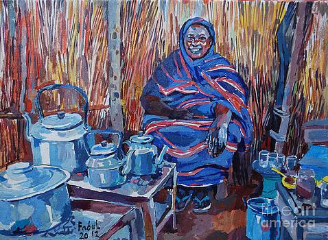 Tea by Mohamed Fadul