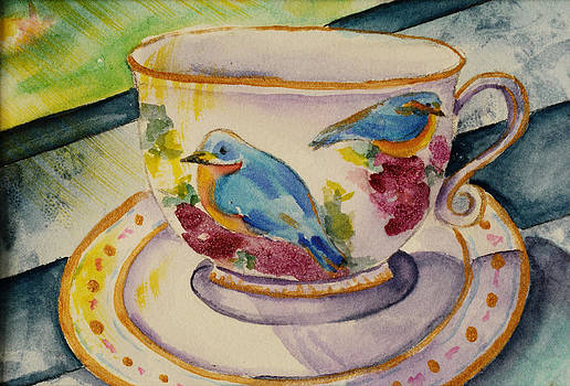 Tea Party by Cyrene Swallow