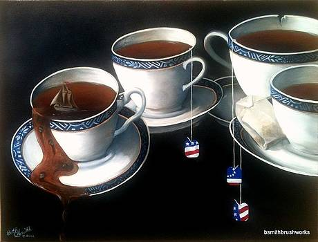 Tea Time by Beth Smith