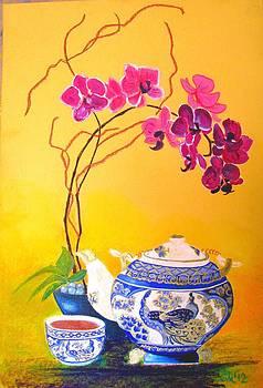 Tea time by Elena Malec