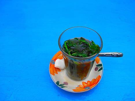 Tea Time by Fatima Khan