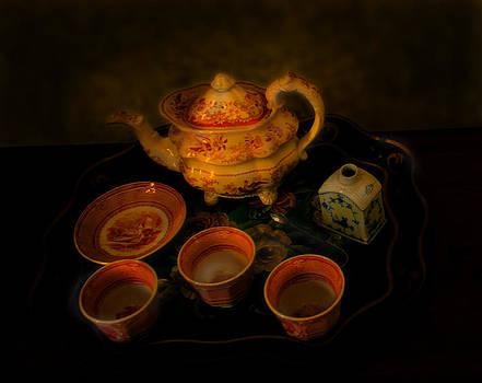 Nina Fosdick - tea time
