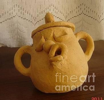 Teapot by Lihuabing Lihuabing