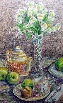 Nina Fosdick - teatime