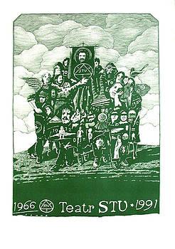 Jan Sawka - Teatr STU 1966-1991
