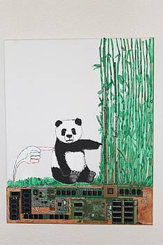 Tech Panda by Alex Donaghue