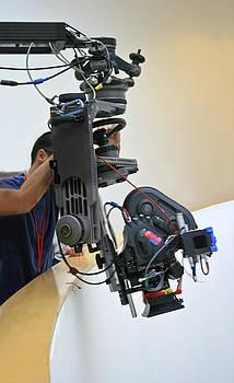 Kantilal Patel - Teeing up a Shoot