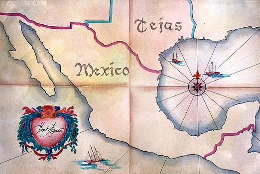 Frank SantAgata - Tejas y Mexico