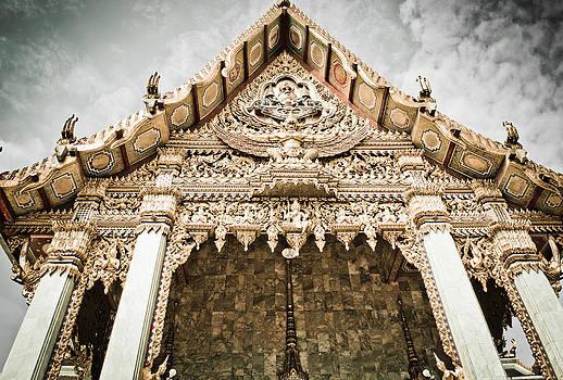 Temple by Sai Krishna Pratapagiri
