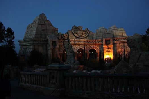Temple by Shweta Singh