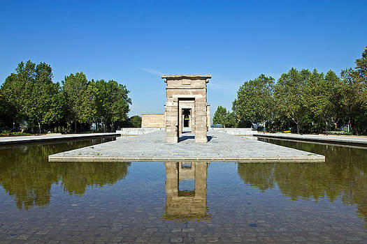 David Pringle - Templo de Debod