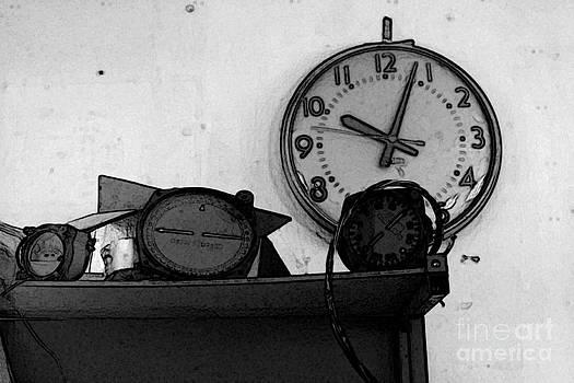 Ten O'clock Break by Maria Varnalis