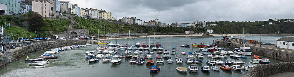 Steve Purnell - Tenby Panorama