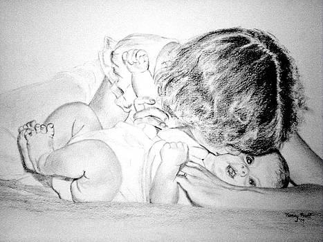 Tender Kiss by Nancy Pratt