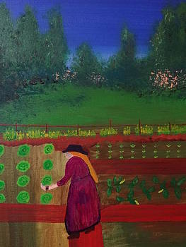 Nancy Fillip - Tending the Crops