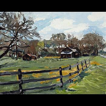 Tennesee Back Road by Joyce Snyder