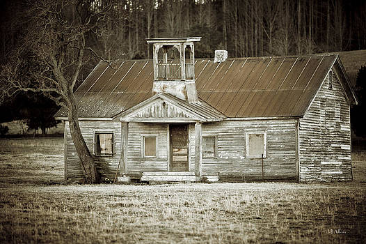 Tennessee Schoolhouse by Jeff Adkins