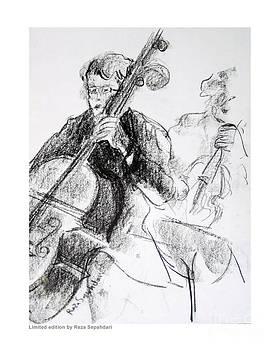Tenor strings by Reza Sepahdari