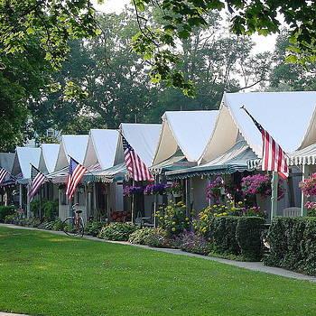 Tent City by Mark Otten
