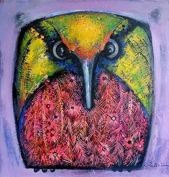 Terra Owl by Luiza Patriciu