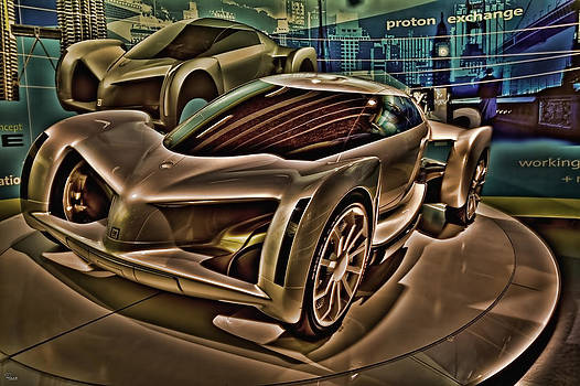 Test Track HDR by Jason Blalock