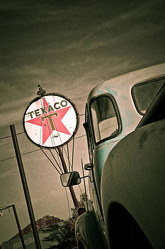 Texaco by Merrick Imagery