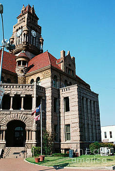 Texas Courthouse by Kelly Christiansen