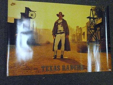 Texas Ranger by Nolan Ryan