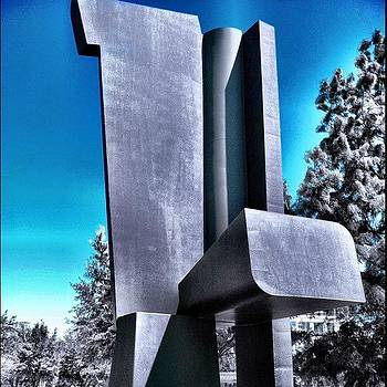 Texas Sculptor, Mac Whitney. belger by Will Lopez