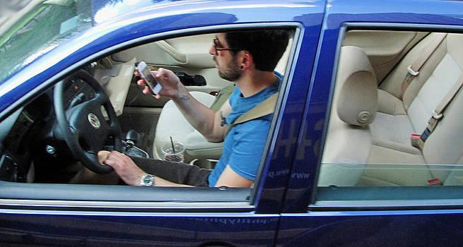 Ian  MacDonald - Texting And Driving