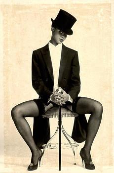 Stuart Brown - Textured Tuxedo