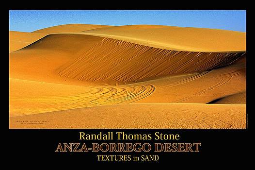 Randall Thomas Stone - Textures in Sand - Shifting Sands