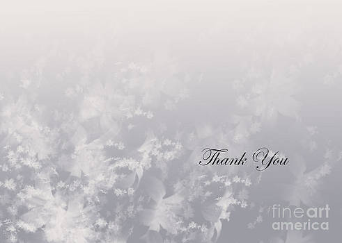 Thank you # 8 by Trilby Cole